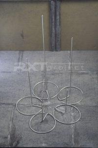 welding wire flight stand
