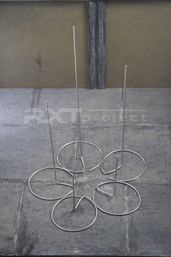 welding wire flight stand