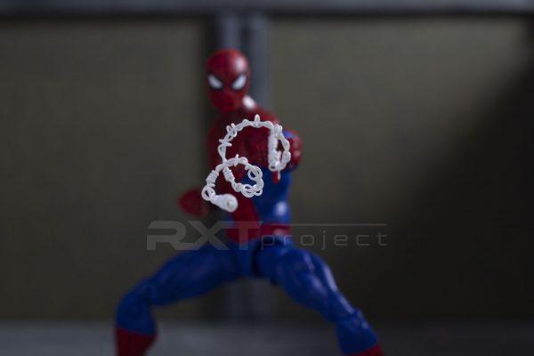 Custom Articulated Spider Web