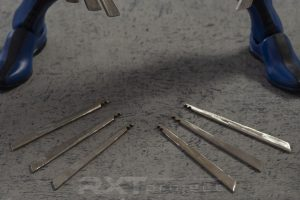 Custom Claws Marvel Legends Wolverine