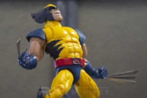Custom Claws Marvel Legends Wolverine