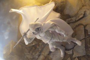 Custom Cape Marvel Legends Mezco Moon Knight