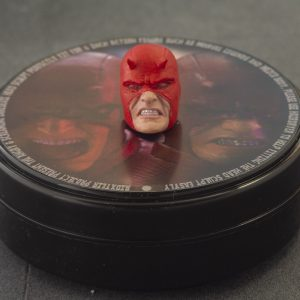 Custom Marvel Legends Daredevil Classic Angry Head Sculpt
