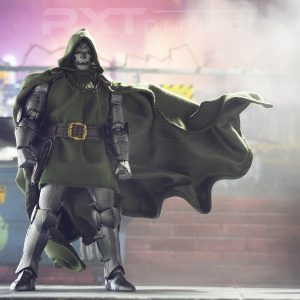 Custom Suit for Dr Doom